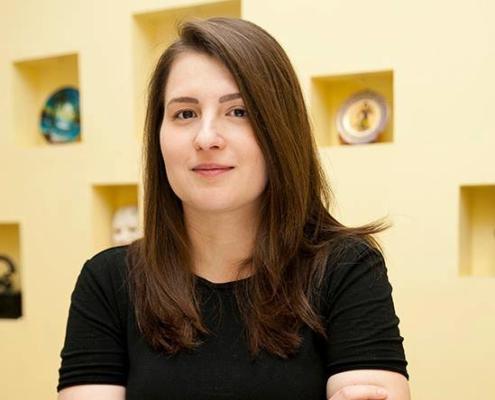 Психотерапевт Київ Дана Нечипорук