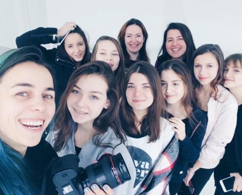 Табір для дівчат Girls Camp в Яремче