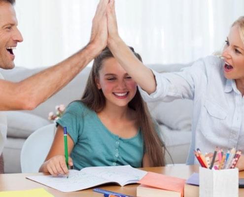 Марафон для родителей подростков